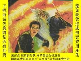 二手書博民逛書店Harry罕見Potter and the Half-Blood Prince 哈利.波特與混血王子(英文版 精裝