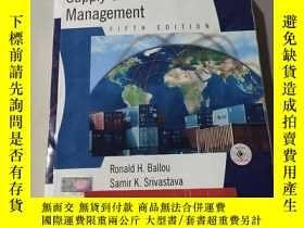 二手書博民逛書店Business罕見Logistics supply chain management:商務物流供應鏈管理Y2