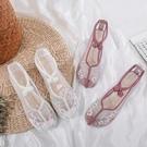古裝鞋 老北京布鞋女夏季新款平跟古風漢服鞋舞蹈鞋民族風網紗繡花鞋單鞋 星河光年