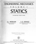 二手書博民逛書店 《Engineering Mechanics: Static》 R2Y ISBN:0471597643