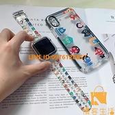 applewatch表帶透明蘋果手表iwatch6/5/4/3【慢客生活】