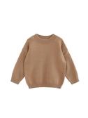 店長推薦 嬰童裝兒童長袖秋裝男童半高領打底毛衣套頭百搭寶寶針織衫