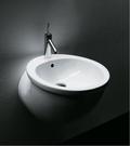 【麗室衛浴】洗臉盆 英國 LIVING  BV-2470  造型掛盆 W48 x D57 x H37 cm