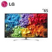 【LG 樂金】65型 SUPER UHD 1奈米 4K液晶電視(65SK8500PWA)