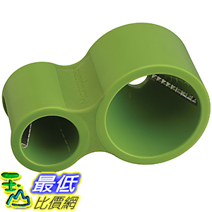 [美國直購] Microplane 48709 MP-311 旋轉式 刨絲器 Spiral Slicer Green