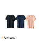 【新品上架】VENEX Refresh輕呼吸系列 女生短袖上衣 休閒 高彈性布料