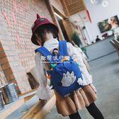 開學書包  防走失背包1-3歲2韓版潮迷你女童書包卡通嬰幼兒雙肩包男寶寶背包 『歐韓流行館』