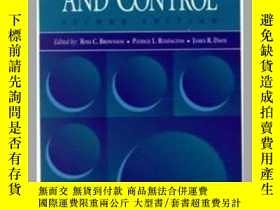二手書博民逛書店Chronic罕見Disease Epidemiology and Control-慢性病流行病學與控制Y36