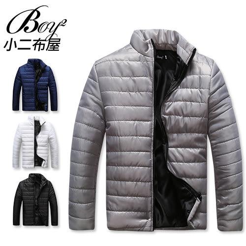 鋪棉外套 鋪棉外套 防風保暖時尚立領外套【NW687031】