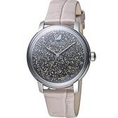 SWAROVSKI施華洛世奇 璀璨光彩時尚腕錶 5376074
