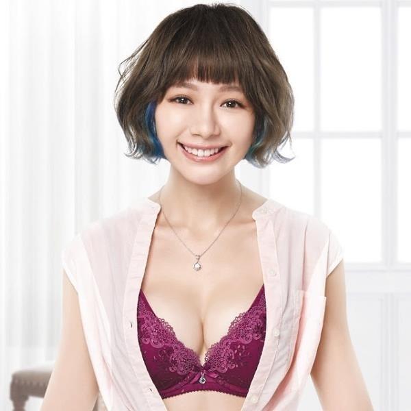 【南紡購物中心】【SAVVY 莎薇】花舞精靈粉水2UP 系列 B-D罩杯內衣(深情紅)
