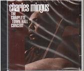 【正版全新CD清倉 4.5折】Charles Mingus / The Complete Town Hall Concert
