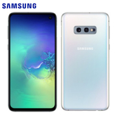 Samsung三星 Galaxy S10e 5.8吋智慧型手機-絢光白【愛買】