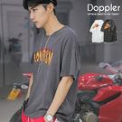 Doppler 短T 美式街頭個性漫畫風印花短袖T恤 現貨+預購 【TJXT409】