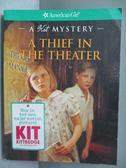 【書寶二手書T8/原文小說_IBN】A Thief in the Theater: A Kit Mystery_Sara