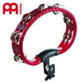 【小叮噹的店】全新 公司貨 德國 MEINL TMT2R 紅色 懸掛式鈴鼓 (鋼)