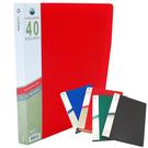 7折 HFPWP  資料簿40頁 有穿紙 環保材質 台灣製 B40