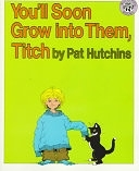 二手書博民逛書店 《You ll Soon Grow into Them, Titch》 R2Y ISBN:0688115071│Harper Collins