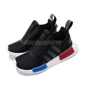 adidas 休閒鞋 NMD 360 C 原版配色 黑 藍 紅 中童鞋 小朋友 親子鞋 【ACS】 EE6352