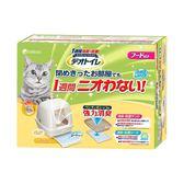 【日本Unicharm】消臭大師雙層貓砂盆全罩1組 ( 2入)