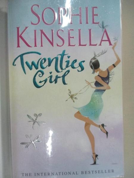 【書寶二手書T6/原文小說_H4I】Twenties Girl a Format_Sophi Kinsella