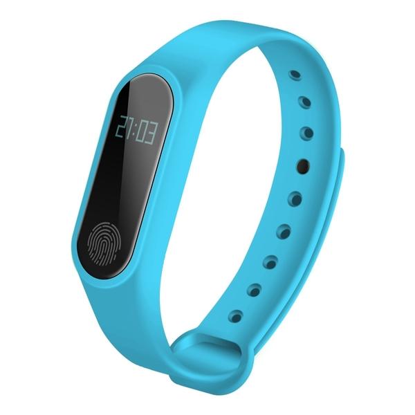 智慧運動手環心率血壓學生手表vivo防水oppo多功能計步器男女通用 新年禮物