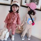童裝女童網紅套裝洋氣2019新款秋季小童兒童韓版秋女寶寶潮流秋裝