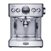 意式咖啡機家用商用全半自動蒸汽式煮咖啡壺220V LX 衣間迷你屋