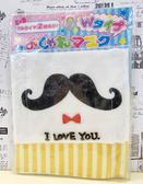 【震撼精品百貨】Hello Kitty 凱蒂貓~日本棉布抗菌口罩-鬍鬚(無圖案/2入)#72854