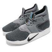 【六折特賣】Nike 休閒鞋 Incursion Mid SE 灰 綠 中筒 後跟魔鬼氈設計 運動鞋 男鞋【PUMP306】916764-001