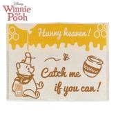 日本限定 迪士尼 小熊維尼 蜂蜜糖罐版 地墊 / 地毯 / 浴室踏墊
