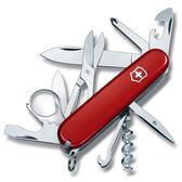 VICTORINOX 瑞士維氏探險者 16用瑞士刀-紅