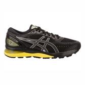 Asics GEL-Nimbus 21 [1011A169-003] 男鞋 運動 慢跑 健走 休閒 緩衝 亞瑟士 黑黃