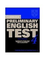 二手書博民逛書店 《Cambridge Preliminary English Test With Answers 4》 R2Y ISBN:052175528X│NotAvailable(NA)