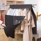 衣服防塵罩立體家用掛衣物防塵袋落地衣架遮蓋布【極簡生活】