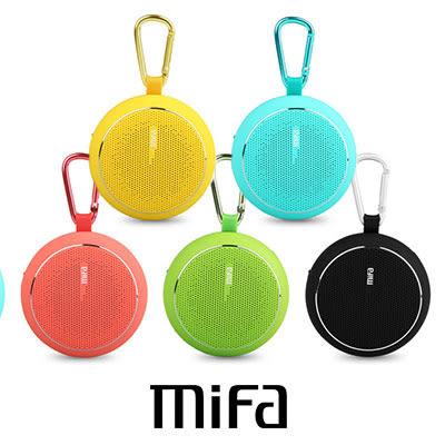 MiFa F1 藍牙行動音響 繽紛馬卡龍隨身藍芽MP3喇叭