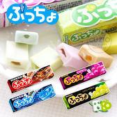 日本超人氣 UHA味覺糖 噗啾條糖 軟糖 48.5g 多種口味 噗啾糖