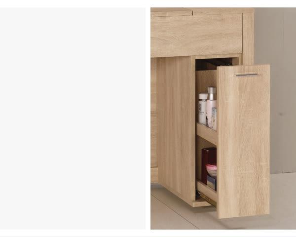 化妝台【YUDA】格瑞斯 3.5尺 掀鏡式 化妝台(含椅.附活動隔板一片)/妝台/鏡台 J8M 073-3