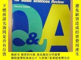 二手書博民逛書店Rypins 罕見Questions & Answers for Basic Sciences Review-雷平