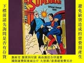 二手書博民逛書店Superman罕見Official Annual 1980-超人官方年鑒1980Y346464 Conway