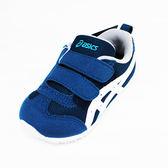 ASICS 亞瑟士 SUKU 2 幼兒學布鞋 運動鞋 NARROW BABY 1144A008-400 深藍 [陽光樂活]