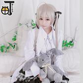 緣之空cos春日野穹穹妹灰色兔子cosplay女動漫【聚寶屋】