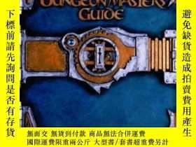 二手書博民逛書店Dungeon罕見Master s Guide-城主手冊Y436638 Monte Cook Wizards