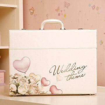 婚紗照相冊手提箱