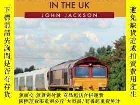 二手書博民逛書店DB罕見Cargo Locomotives and Stock in the UK-英國DB貨運機車和庫存Y4