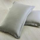 【限時下殺89折】全棉枕頭皮信封枕套一對裝情侶單人棉質大號 成人枕芯套48*74cm