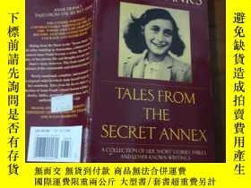 二手書博民逛書店TALES罕見FROM THE SECRET ANNEX(安妮弗