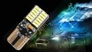 [強強滾]Led燈 HANLIN-DLS24-4014 爆亮24顆汽車超強解碼燈 (一盒2入) t10,t15