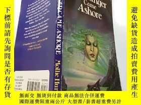二手書博民逛書店a罕見strange came a shore:一個陌生人來到了岸邊Y200392