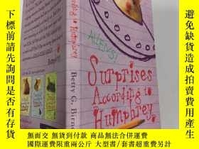 二手書博民逛書店Surprises罕見According to Humphrey : 漢弗萊的驚喜Y200392